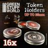 16x Token Holders 35mm