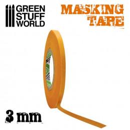 Masking Tape - 3mm