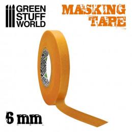 Masking Tape - 6mm