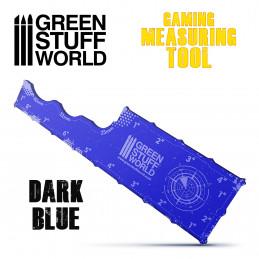Medidor Gaming - Azul Oscuro