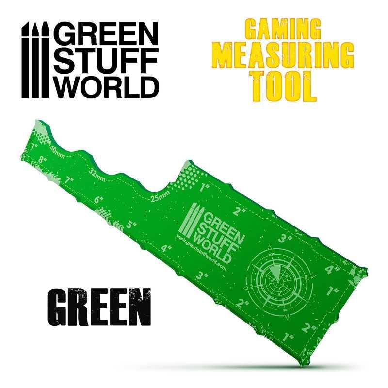 Medidor Gaming - Verde