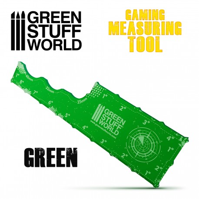 Mesureur Gaming - Vert