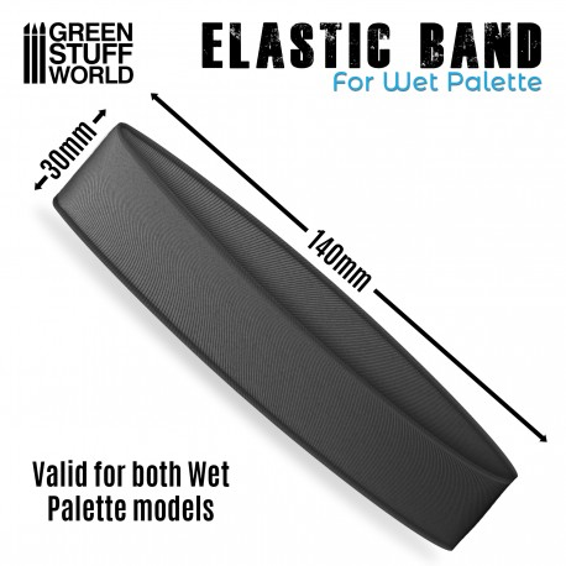 Wet Palette Elastic Band