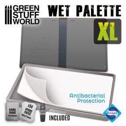 Paleta Humeda XL