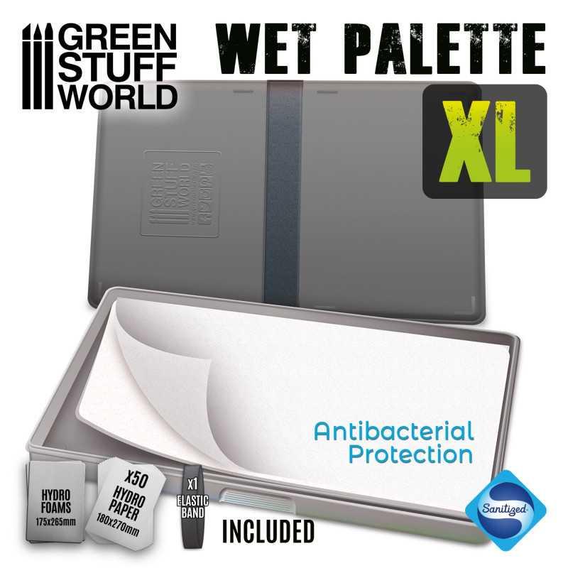Palette Humide XL