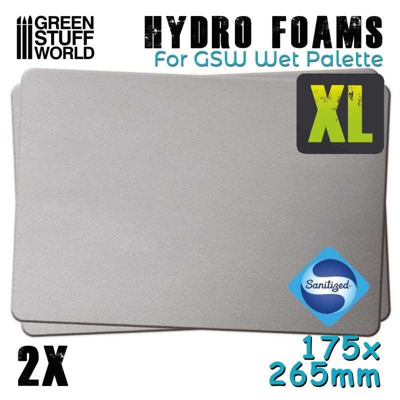 Hydro Foams XL x2 (175x265mm)