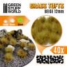 Grass TUFTS - 12mm self-adhesive - BEIGE