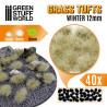 Touffes d'herbe - 12mm - Auto-Adhésif - HIVER