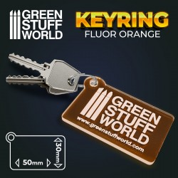 GSW logo Keyring