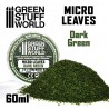 Micro Leaves - Dark Green Mix