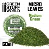 MIKROBLÄTTER - Mittelgrüner Mix