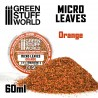 Micro Leaves - Medium green Mix