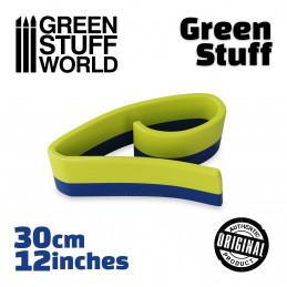 Green Stuff Modelliermasse Rolle 30 cm - 12 Zoll