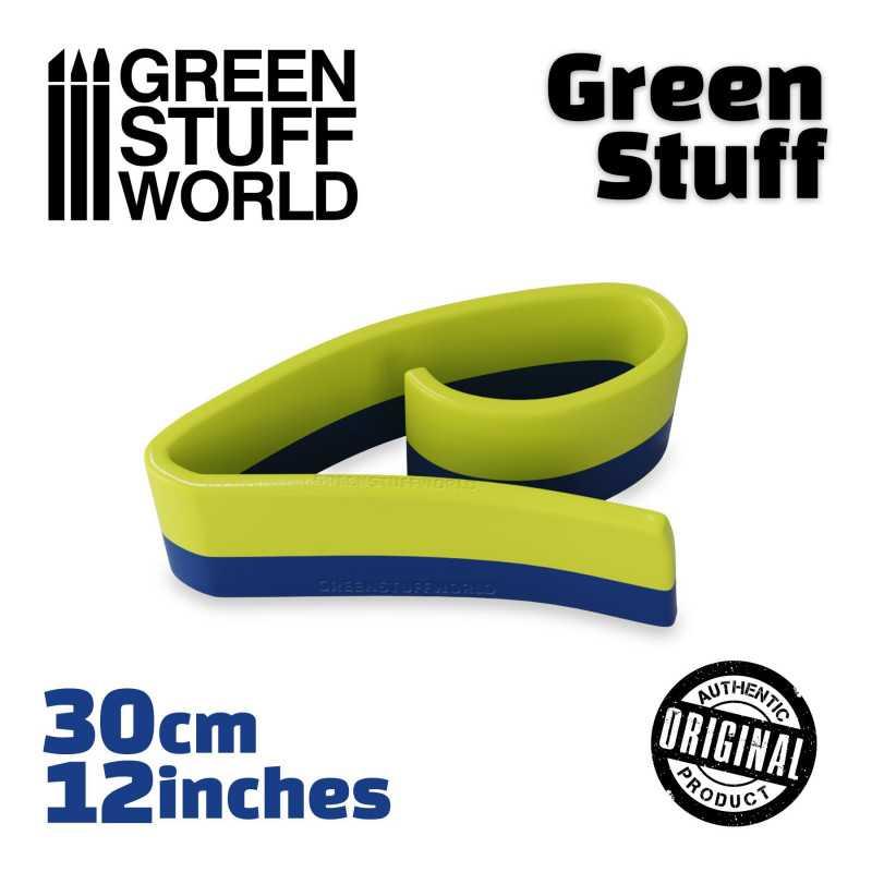 Masilla verde en Rollo 30 cm - 12 pulgadas