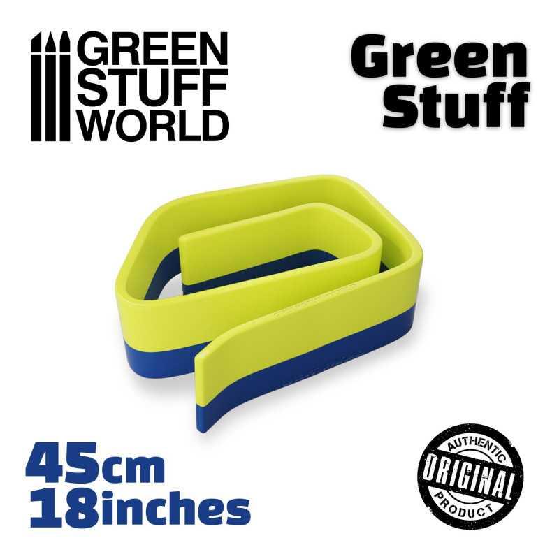 Masilla verde en Rollo 45 cm - 18 pulgadas