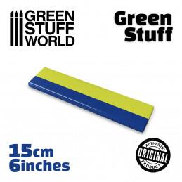 Masilla verde en Rollo 15 cm - 6 pulgadas