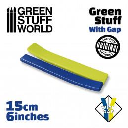 Green Stuff Modelliermasse Rolle 15 cm MIT LÜCKE