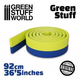 Masilla verde en Rollo 92 cm - 36.5 pulgadas