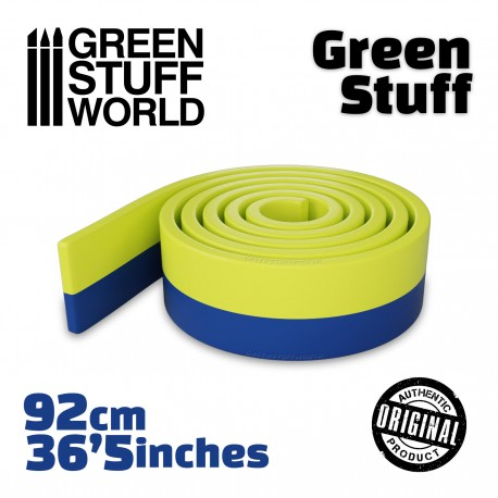 Green Stuff Tape 36,5 inches