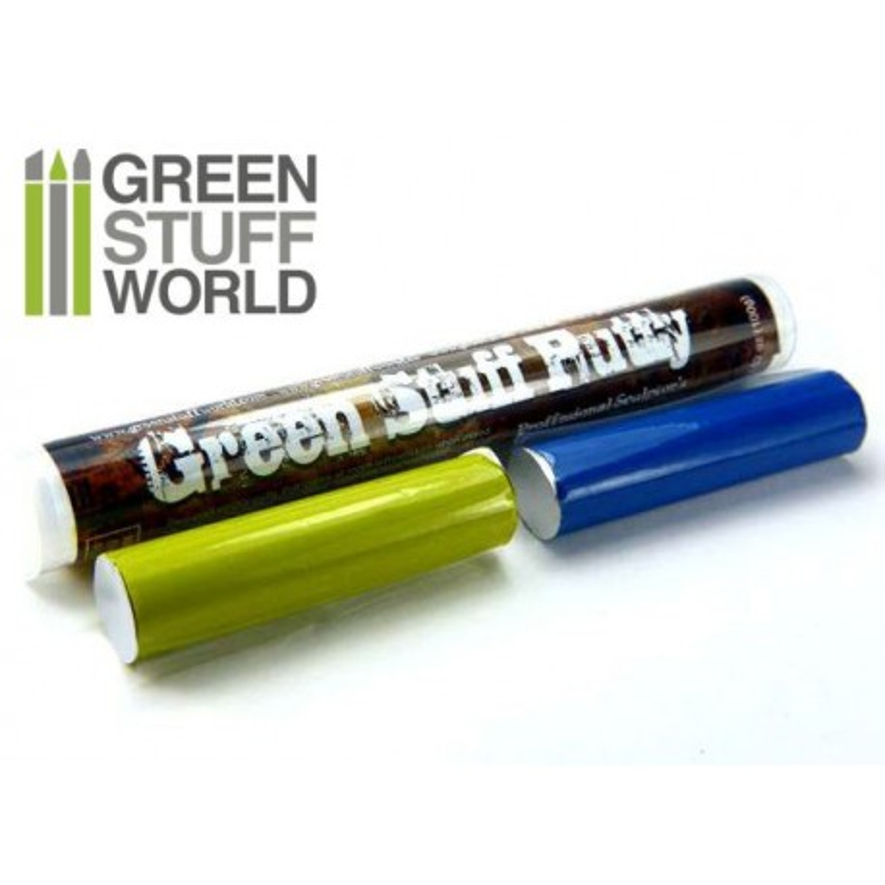 Masilla Verde en Barra 100 gr