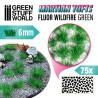 Marsgrasbüschel - FLUOR WILDFIRE GREEN