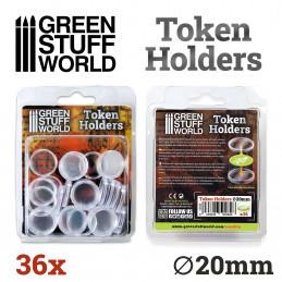 Token Holders 20mm