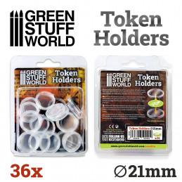 Token Holders 21mm