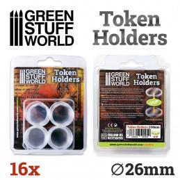 Token Holders 26mm