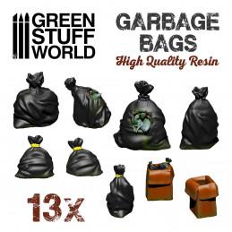 Resin Garbage bags