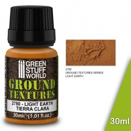 Textures de terre - LIGHT EARTH 30ml