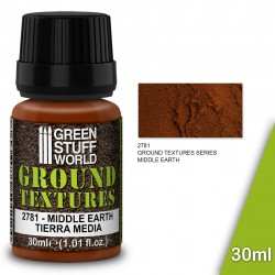 Earth Textures - MIDDLE EARTH 30ml