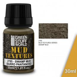 Textures de boue - SWAMP MUD 30ml