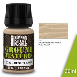 Textures de sable - DESERT SAND 30ml