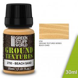 Textures de sable - BEACH SAND 30ml