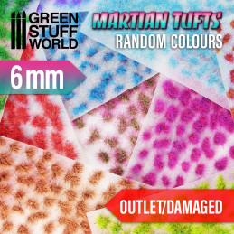 Martian Fluor Tufts - OUTLET / DAMAGED