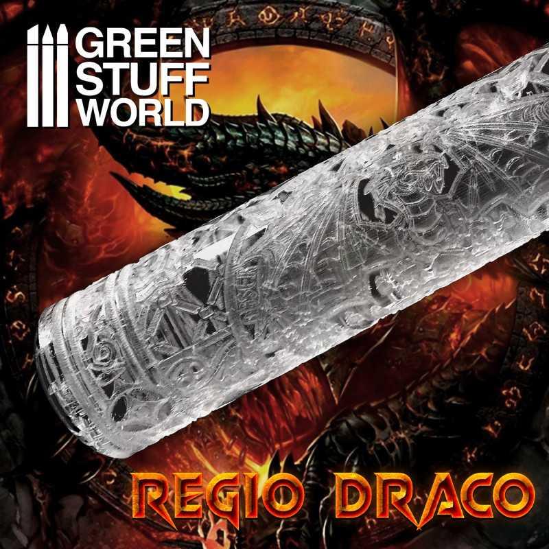 Rodillo Texturizado Regio Draco