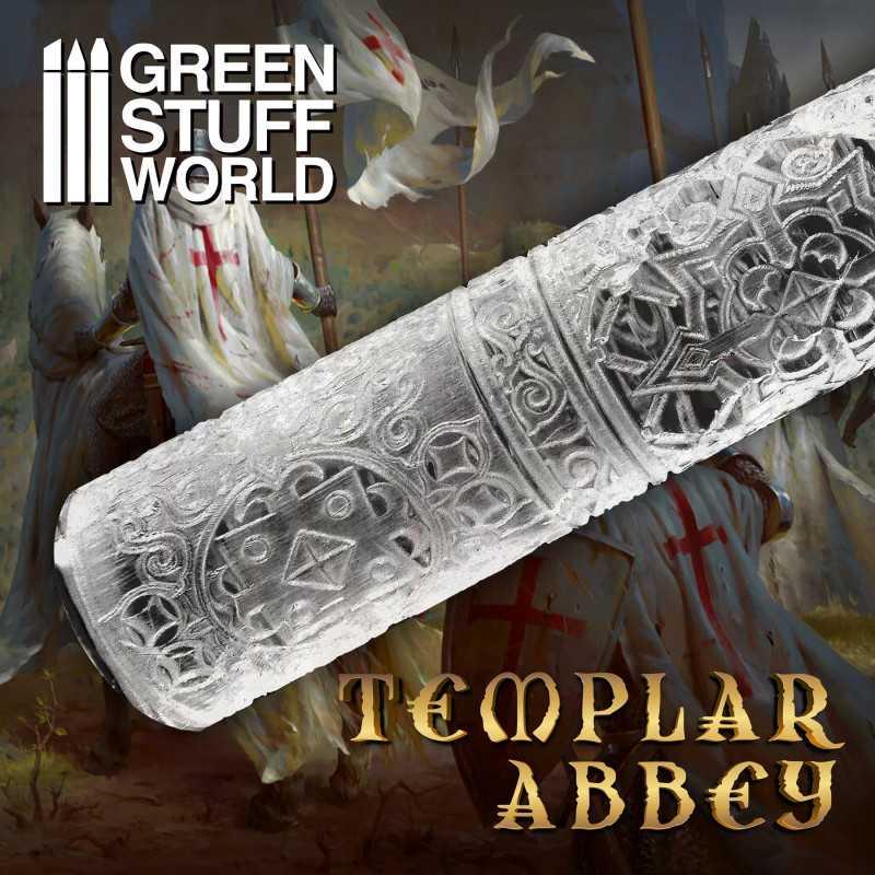 Rolling Pin Templar Abbey