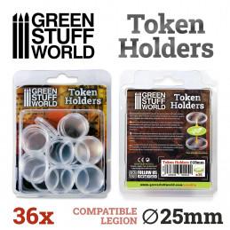Token Holders 25mm