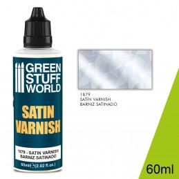 Satin Varnish 60ml