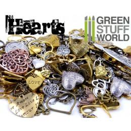 HEART Beads 85gr