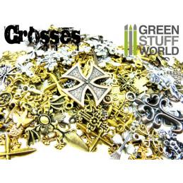 GOTHIC CROSSES Beads 85gr
