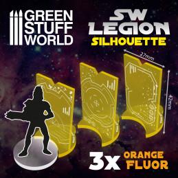 Silhouette SW Legion - Orange fluo