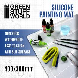 Silikon-Malmatte 400x300mm