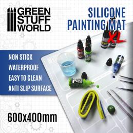 Silikon-Malmatte 600x400mm