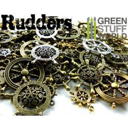 Steampunk-RUDER 85 gr