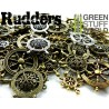 SteamPunk RUDDERs Beads 85gr