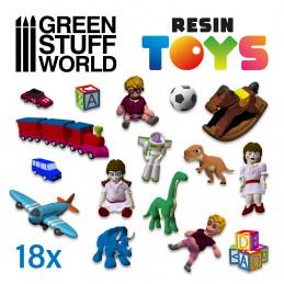 Kinderspielzeug Harz-Set