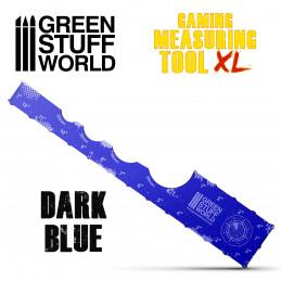 Gaming-Messwerkzeug - Blau 12 Zoll
