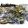 SteamPunk ANCHOR Beads 85gr