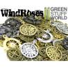 SteamPunk COMPASS WINDROSE Beads 85gr